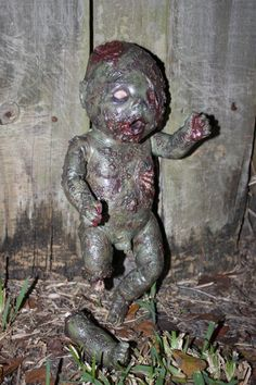 OOAK Hand-Painted Anatomically Correct by BethDeathHorrorDolls