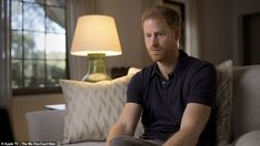 Prince Harry's explosive new Oprah series reveals new insight into his and Meghan Markle's $14m home | Daily Mail Online Prince Harry And Megan, Harry And Meghan, Mental Health Documentaries, Health Care Assistant, Visit Uk, Great Yarmouth, Be Your Own Hero, To Vent, Crazy People