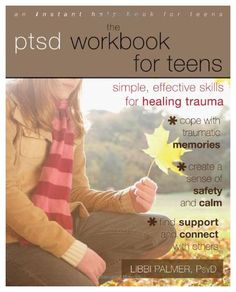 Based in cognitive behavioral therapy, this resources is for teens with PTSD and other trauma-related difficulties. Includes activities to help reestablish a sense of safety, gain control over emotions, make peace with trauma, and reconnect with a positive sense of self.