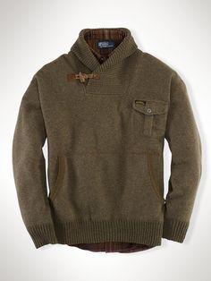 North Country Fleece Pullover - Sweatshirts   Sweatshirts & T-Shirts - RalphLauren.com