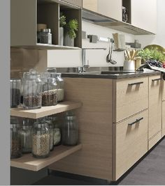 Adele project - Cucine Moderne - Cucine Lube | Kitchen | Pinterest ...