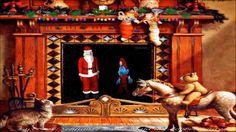 Fröhliche Weihnachten  Lieber, guter Weihnachtsmann  Lustiger Schl...