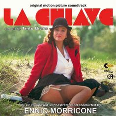 Original Motion Picture Soundtrack for the romantic drama film La chiave The music composed by Ennio Morricone. Peliculas Tinto Brass, Tinto Brass Movies, The Beguiled, Brass Music, Elizabeth Montgomery, Audio, Music Album Covers, String Quartet, Music Labels