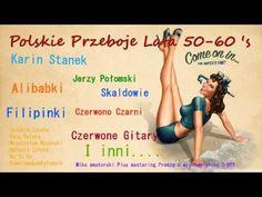 Polskie Przeboje Lata 50-60 's - YouTube