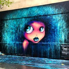 Something new from Vinnie in Paris, France for Le Mur #streetart