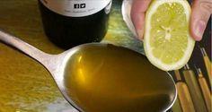 Vymačkejte 1 citron do 1 lžíce olivového oleje a zapamatujete si to do konce svého života
