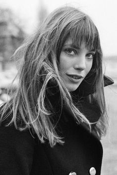 From Twiggy's famed pixie to Veronica Lake curls, take a cue from these retro inspirations that translate thoroughly modern in 2017: Jane Birkin.