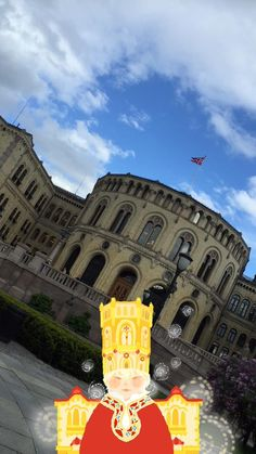 Parliament and prime minister geofilter