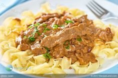 Beef steak strips simmered in a richly flavored sauce. This dish comes together rather quickly, and is so good!