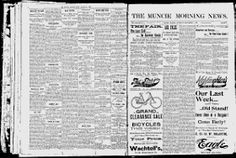 DELAWARE COUNTY, Indiana - Muncie - 1898-1901 - Muncie Morning News - Google News Archive Search