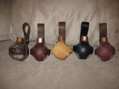 Leather Potion Bottles with Belt Attachment by ~Elfieguy10 on deviantART