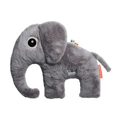 Peluche Done by Deer Elphee gris Baby Play, Baby Toys, Done By Deer, Gift Wrapping Services, Grey Elephant, Big Hugs, Beaded Bags, Baby Kind, Cuddling