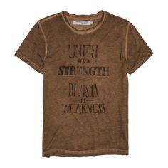 T-shirt Teeunity - Man - T-shirts - IN SHOP NOW ! #FREEMANTPORTER #Teeshirt #Man