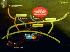 lokasi map atv trek di langkawi