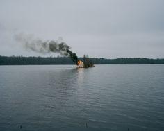 Carrie Schneider - Burning House Series