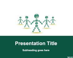 Plantilla PowerPoint de personal de la empresa es un diseño de PowerPoint…