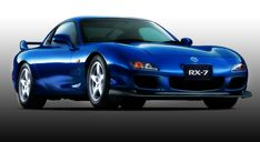 Mazda RX-7 2002