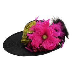 Madam Foo Foo Couture Mardi Gras Hat #VonMaur