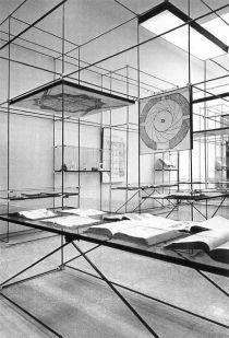 FRANCESCO GNECCHI. Mostra di Studi sulla Proporzione, IX Triennale, Milano (1951)