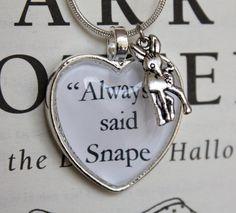 """""""Always,"""" said Snape"""