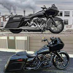 harley davidson road glide black parts Harley Bagger, Bagger Motorcycle, Motorcycle Style, Motorcycle Tips, Motorcycle Garage, Harley Davidson Museum, Harley Davidson Street Glide, Harley Davidson Motorcycles, Harley Bikes
