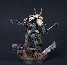 Warhammer Armies, Warhammer 40000, Wolf, Warhammer 40k Miniatures, Mini Paintings, Space Marine, Hunters, Minis, Tabletop