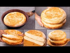 BREAD IN FRY PAN | EGGLESS & WITHOUT OVEN | SOFT BREAD IN FRY PAN | BREAD IN STOVE | N'Oven - YouTube Pan Fried Bread, Pan Bread, Bread Baking, Easy Cooking, Cooking Recipes, Oven Recipes, Vegetarian Cooking, Meat Recipes, Bread Alternatives
