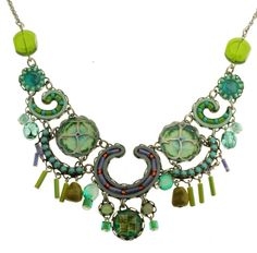 Ayala Bar Necklace from the Waters Edge Collection
