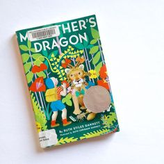 This first chapter book for our girl when she was three-almost-four was a success! Now on to the second in the My Father's Dragon trilogy... #childrensbook #kidlit #childrensliterature #childrenslit #chapterbooks #booksforkids #myfathersdragon #readaloud