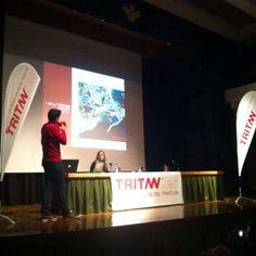 Presentación del TRITAN MD TRIATLÓN el pasado viernes en Vila-Real. Tienes hasta el 31 de diciembre para inscribirte a un precio bonificado en www.3tcs.es