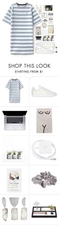 """""""rocket 22"""" by junglex ❤ liked on Polyvore featuring Lacoste L!VE, adidas Originals, H&M, River Island, Pier 1 Imports, KRISVANASSCHE, casual, contest, simple and contestentry"""