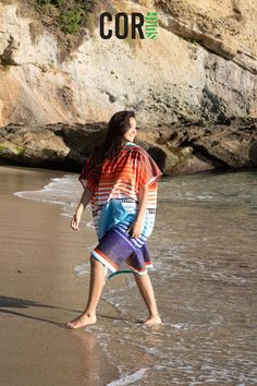 Change with ease at the beach or pool with our poncho towels. They are fast-drying, highly absorbent, keeps you dry and warm and stays odor free. Available in kids and adults sizes in different colors and patterns.