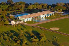 Palácio da Alvorada - Brasil - Oscar Niemeyer