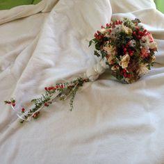 Brautstrauß und Anstecker - blumen zantedeschia floristik