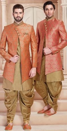 Dhoti Pants are extremely fashionable and are dapper, smart and comfortable. Here is all you need to know about styling dhoti pants. Sherwani For Men Wedding, Wedding Dresses Men Indian, Sherwani Groom, Mens Sherwani, Punjabi Wedding, Indian Weddings, Wedding Men, Farm Wedding, Wedding Couples