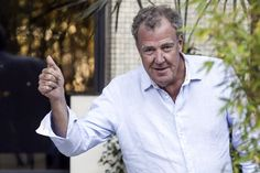 Jeremy Clarkson will get a hard time on BBC's 'Have I Got News For You' Top Gear Presenters, Jeremy Clarkson, Hunger Games Mockingjay, London Films, Hard Times, Bbc, News, Tough Times