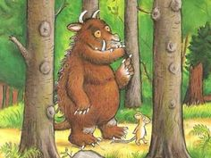 El Grúfalo Elementary Spanish, Teaching Spanish, Grammar Review, Online Books For Kids, Online Stories, Movie Talk, The Gruffalo, Halloween Gif, Kids Library