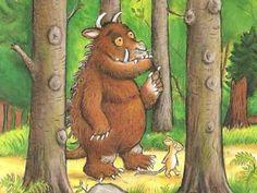 ¿Un grúfalo? ¿Y cómo es un grúfalo? Si quieres averiguarlo, lee este cuento.