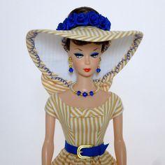 OOAK Handmade Vintage Barbie/Silkstone Fashion by Roxy-  SHERRY