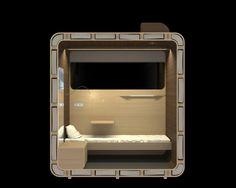 Arch Group SLEEPBOX Sleep Box, Industrial Design, Kitchen Appliances, Arch, Group, Diy Kitchen Appliances, Home Appliances, Longbow, Industrial By Design
