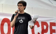 Roy at CPF rally: I believe in a new, united SG « Opinion « TR EMERITUS