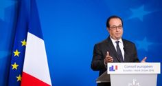 Hollande embarks on tour to push for European 'army'