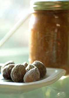 Dried Fig and Citrus Jam