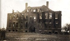 The Collinwood school fire (also known as the Lake View School fire) of Ash Wednesday, March 4, 1908, was one of the deadliest disasters of its type in the United States. The conflagration in Collinwood, Ohio, a community that has since been absorbed into the city of Cleveland, resulted in the deaths of 172 students, two teachers and a rescuer.