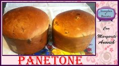 PANETONE E CHOCOTONE