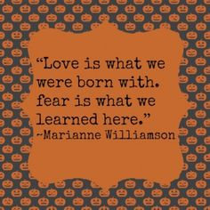 10 Quotes About Love and Fear