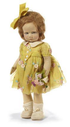 Lenci #300. Bonhams : The Doll Collection of Alexandra and Sidney Sheldon