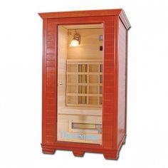 ... > Outdoors > Outdoor Recreation > Saunas > Infrared One Person Sauna