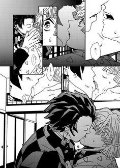 7432/七清水 (@nnsmz1) / Twitter Anime Demon, Manga Anime, Anime Art, Anime Guys, Kawaii Chan, Digital Painting Tutorials, Demon Hunter, Dragon Slayer, Slayer Anime