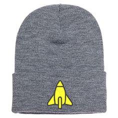 Reggie Rocket Knit Cap